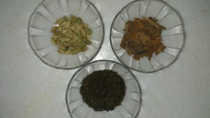 Green Tea Ingredients